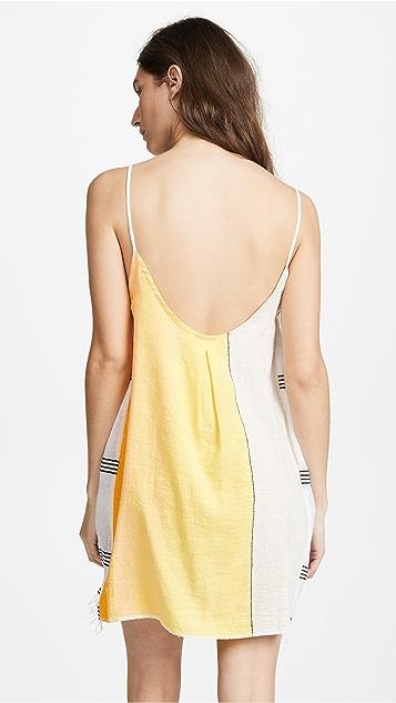 Lemlem Zena Short Slip Dress