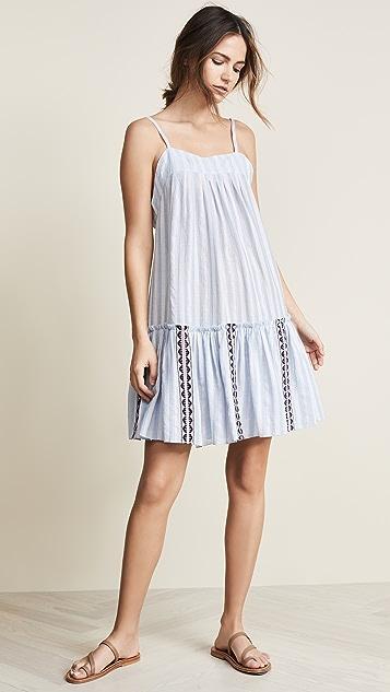 Lemlem Nefasi Easy Mini Dress