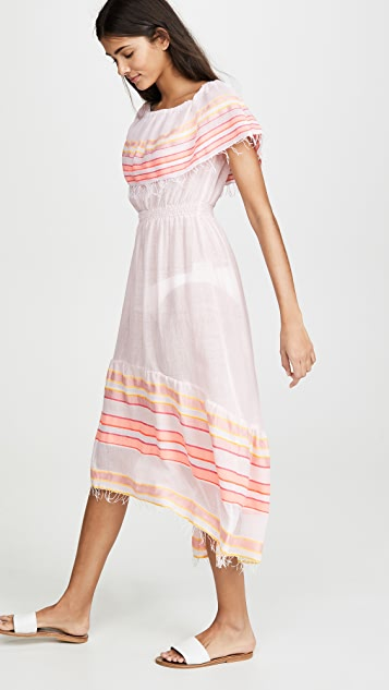 Lemlem Eskedar Beach Dress