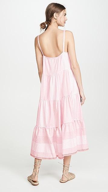 Lemlem Платье Rekik Cascade