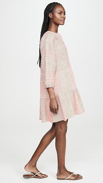 Lemlem Платье Semira Popover