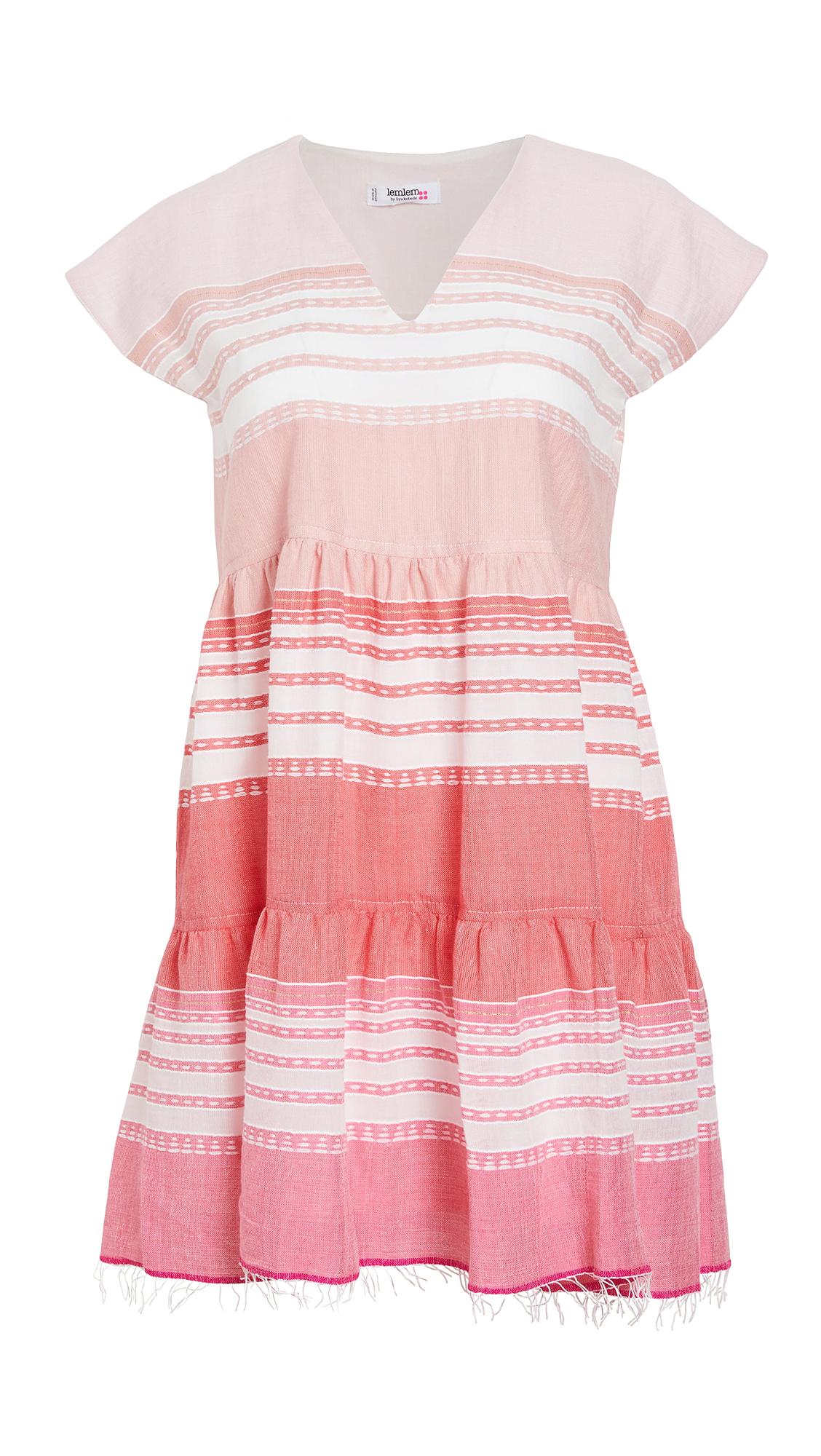 Lemlem Eshal Popover Dress