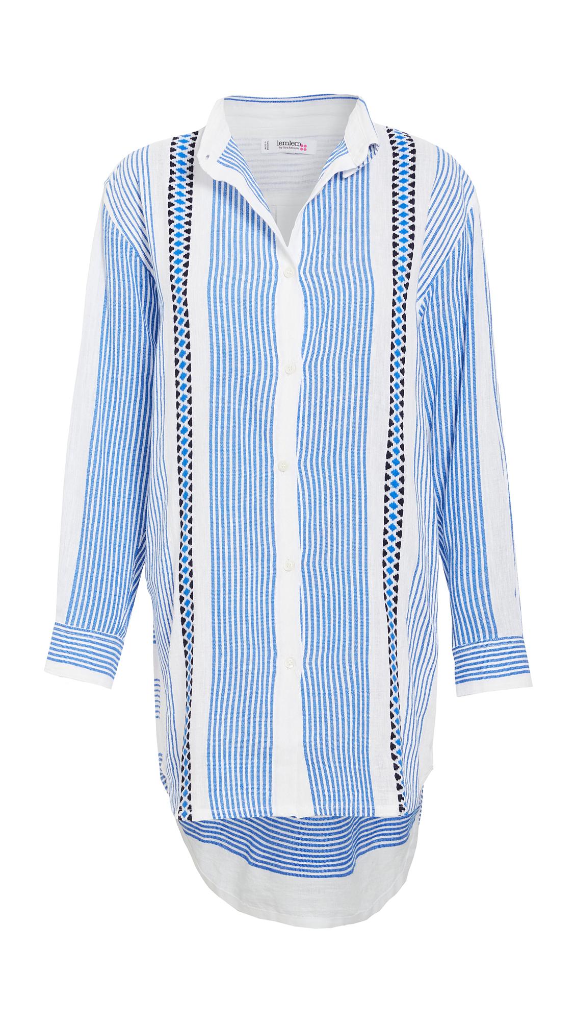 Lemlem Mizan Shirtdress
