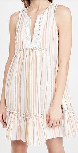 Lemlem - Retta Bib Dress