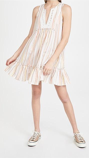 Lemlem Retta Bib Dress