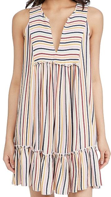 Lemlem Anika Bib Dress