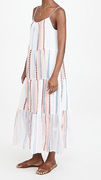 Lemlem Hiwot Cascade Dress