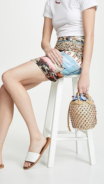 Le Nine Nina Crystal Bag