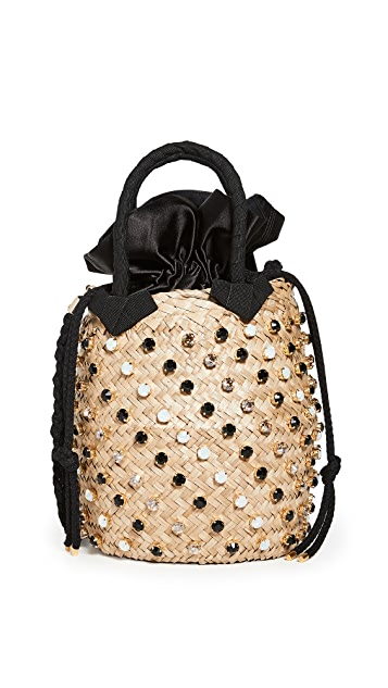Le Nine Nina Crystal Bag