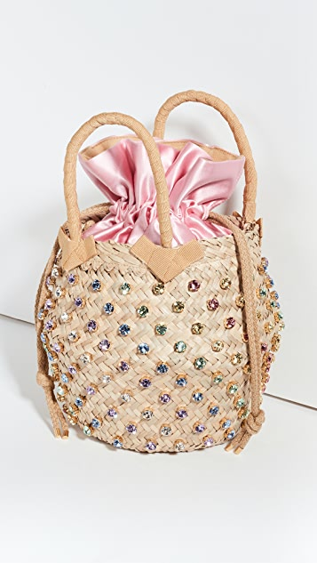 Le Nine Nina Rainbow Bag
