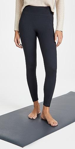 Le Ore - Lucca 高腰口袋贴腿裤