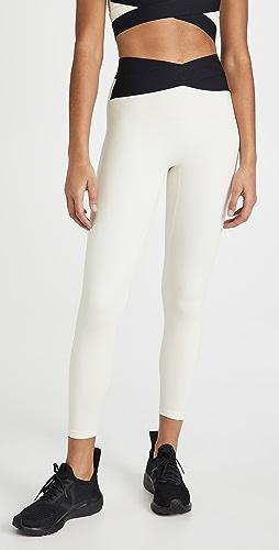Le Ore - Corso Corssover 贴腿裤
