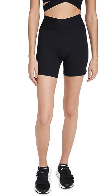 Le Ore Corso 交叠短裤