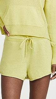 Le Ore Palermo 羊绒短裤