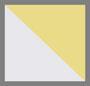 白色/黄色