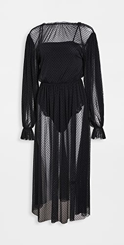 LE PETIT TROU - Entante Nightdress with Bodysuit