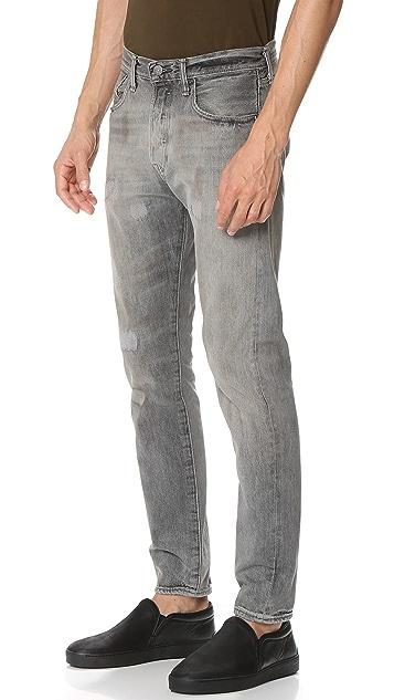 Levi's Red Tab 501 Custom Taper Jeans