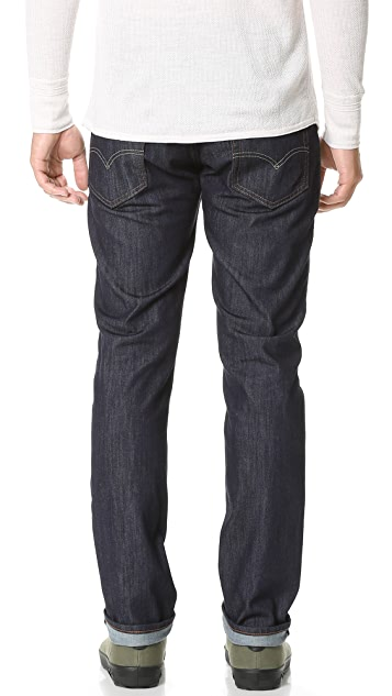 Levi's Red Tab 511 Slim Fit Commuter Jeans