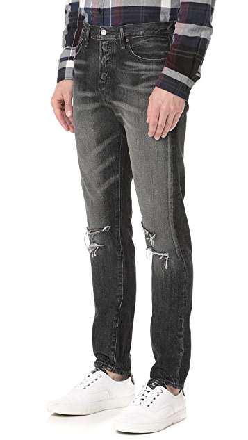 Levi's Red Tab Tapered 501 Denim Jeans