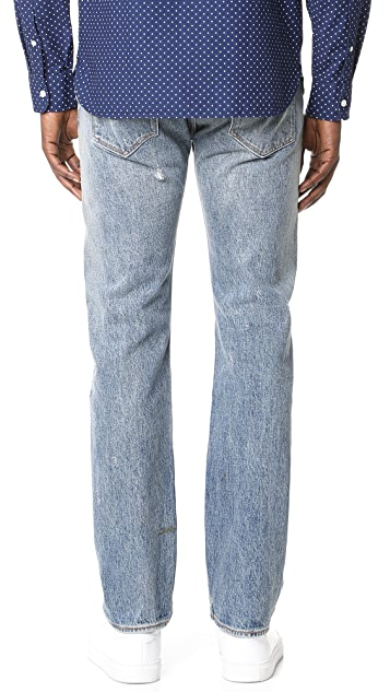 Levi's Red Tab Wilden Selvedge 501 Denim Jeans