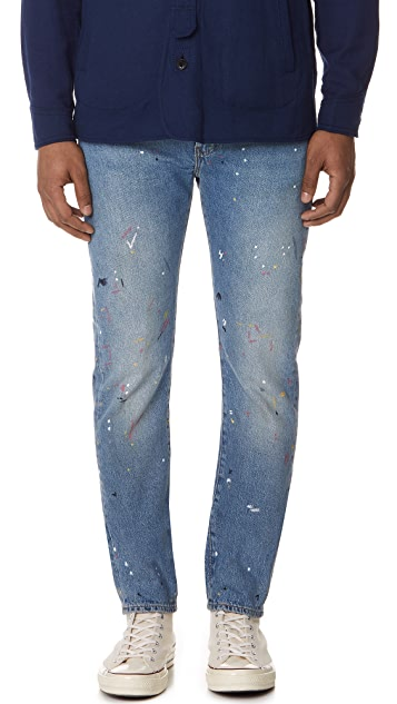 Zapt 510 Skinny Jeans by Levi's Red Tab