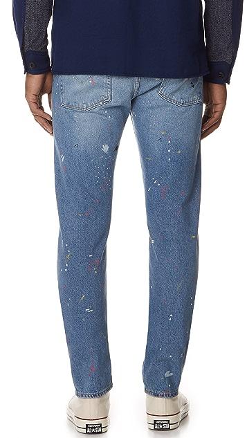 Levi's Red Tab Zapt 510 Skinny Jeans