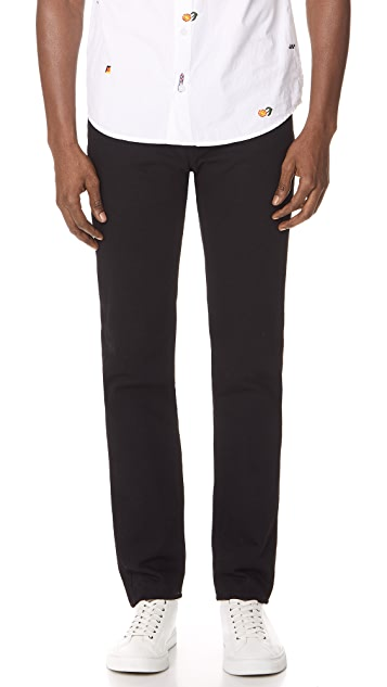 Levi's Red Tab Black 511 Slim Jeans