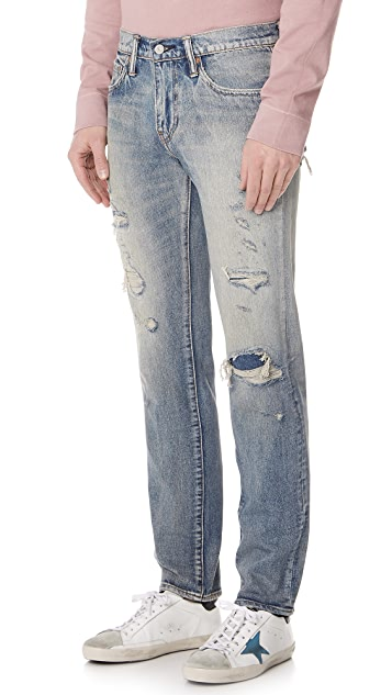 Levi's Red Tab The Burn 511 Slim Jeans