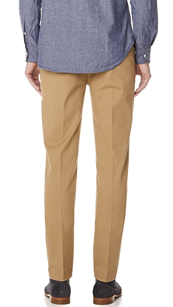 Levi's Red Tab Sta Prest 502 Tapered Trousers