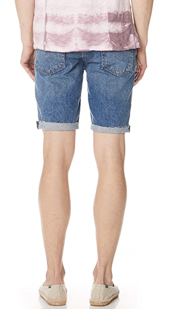 Levi's Red Tab Kob 511 Cutoff Shorts