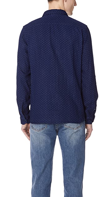 Levi's Red Tab Synthesizer Indigo Worker Shirt