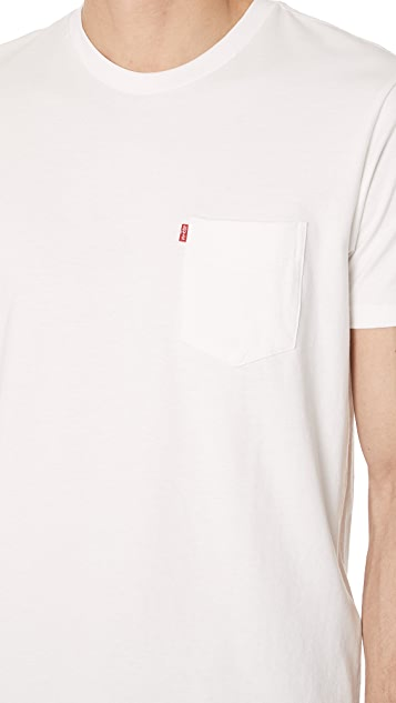 Levi's Red Tab Sunset Tee