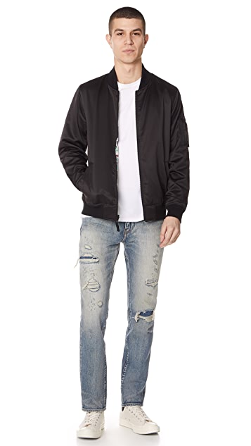 Levi's Red Tab Reversible MA1 Bomber Jacket