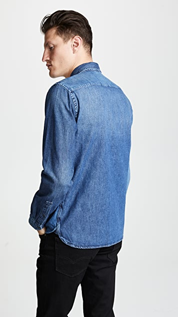 Levi's Red Tab Jackson Worker Shirt