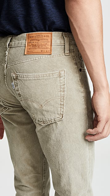 Levi's Red Tab 511™ Slim Cord
