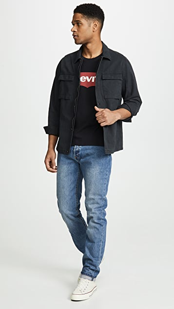 Levi's Red Tab Graphic Set-In Neck Tee