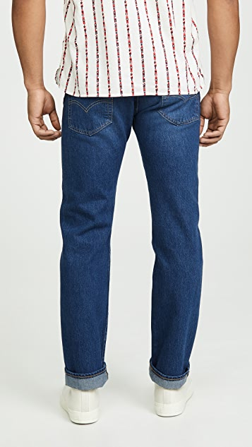 Levi's Red Tab Original Fit 501 Denim Jeans