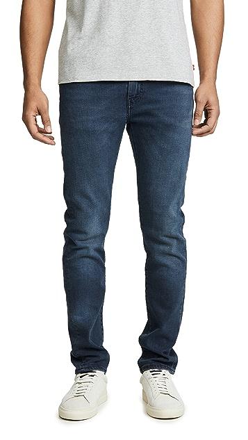 Levi's Red Tab Skinny Fit 510 Stretch Denim Jeans