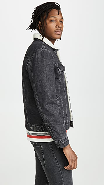 Levi's Red Tab Sherpa Trucker Jacket