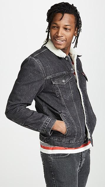 Levi's Red Tab Sherpa Trucker Jacket