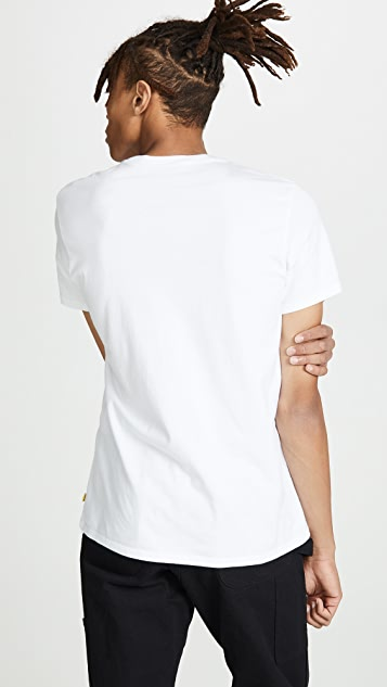 Levi's Red Tab Peanuts Perfect Graphic Tee Shirt