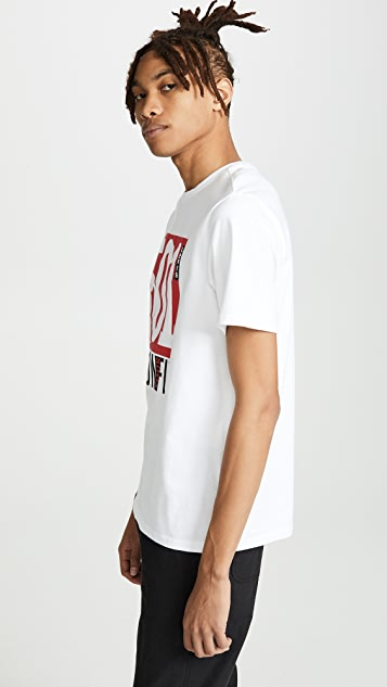 Levi's Red Tab Oversized Graphic Short Sleeve T-Shirt