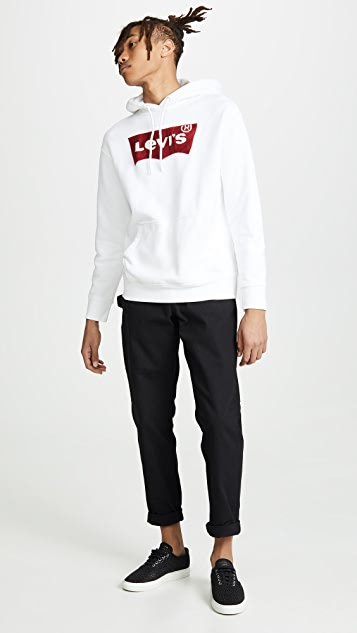 Levi's Red Tab Oversized Pull Hoodie