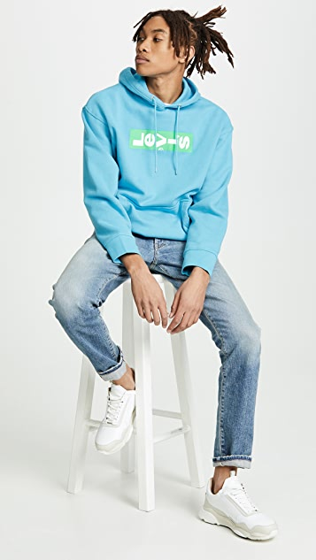 Levi's Red Tab Oversized Graphic Hoodie