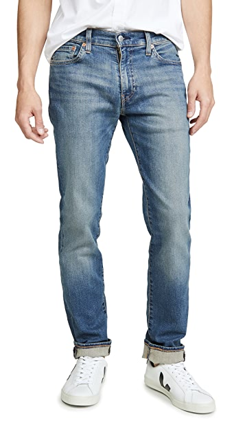 Levi's Red Tab 511™ Slim Denim in Orinda Wash