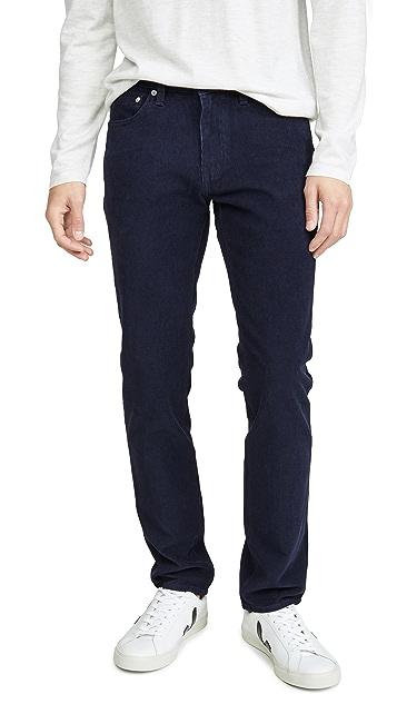 Levi's Red Tab 511™ Slim Denim in Nightwatch Blue Wash