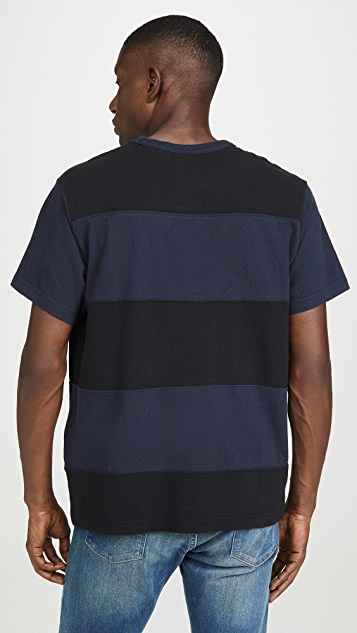 Levi's Red Tab Short Sleeve Mighty Made Pieced Tee