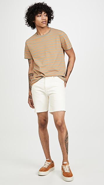 Levi's Red Tab 501 Cut Off Shorts