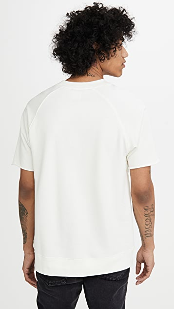 Levi's Red Tab Crew Neck Cutoff Sweatshirt