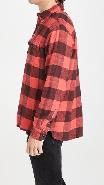 Levi's Red Tab Long Sleeve Jackson Worker Shirt